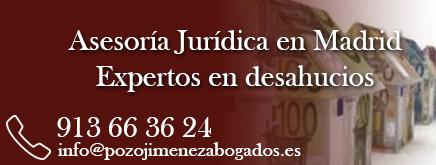 Banner abogados desahucios madrid